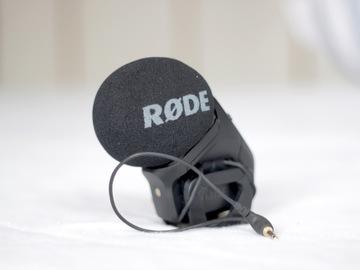 Lender: RØDE Stereo VideoMic Pro