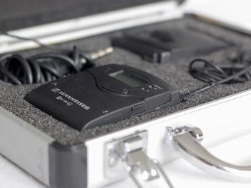 Vermieter: Sennheiser ew 100 g3 wireless mikrofonsæt