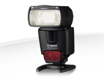 Udlejer: Canon Speedlight 430ex Flash