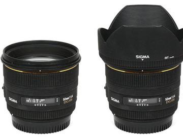 Udlejer: Sigma 50mm f1.4 EX