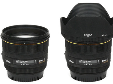 Vermieter: Sigma 50mm f1.4 EX