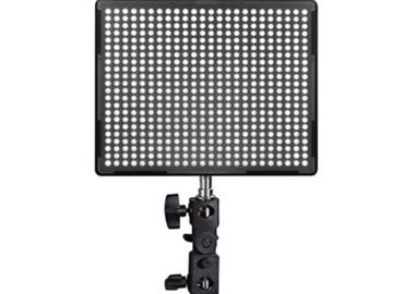 Udlejer: Aputure Amaran H528 LED Pakkeløsning
