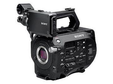 Udlejer: Sony FS7  4K Kamera