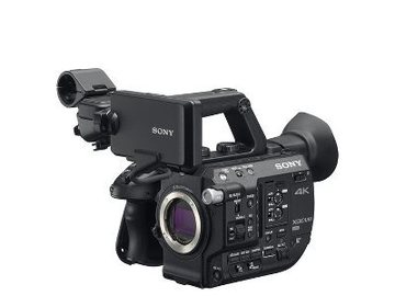 Verhuurder: SONY PXW-FS5 RAW 4K XDCAM CAMERA (Body only)