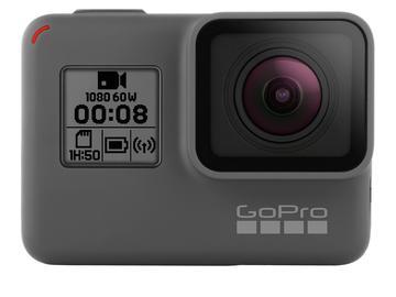 Verhuurder: GoPro Hero 5 Black med tilbehør
