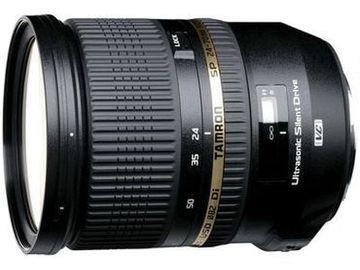 Verhuurder: Lej vores Tamron SP 24-70mm F/2.8 objektiv