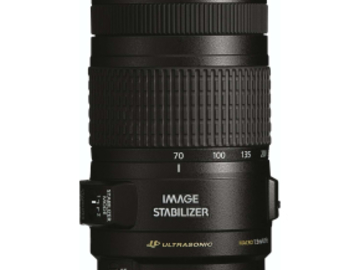 Udlejer: Canon EF 70-300mm f/4-5.6 IS USM
