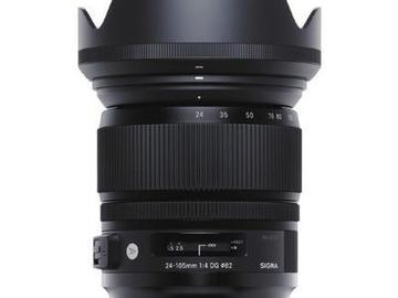Sigma 24-105mm F4 DG (OS) HSM Art for Canon EF