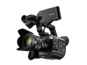 Verhuurder: Sony FS5 + Freefly Movi Pro Pakke