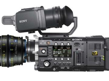 Verhuurder: Sony F55 4K 16-bit Raw Pakke