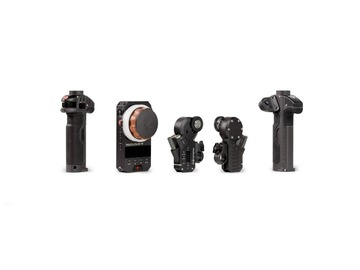 Verhuurder: Nucleus-M: Wireless Lens Control System (Follow Focus)