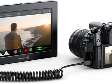 Udlejer: Blackmagic Video Assist