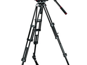 Udlejer: Manfrotto 545B Head 509 HD