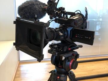Udlejer: Blackmagic med HD Fujion optik pakke
