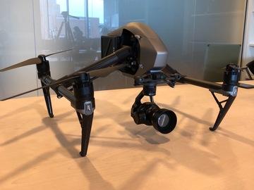 Udlejer: Lej Drone - Inspire 2 - med operatør