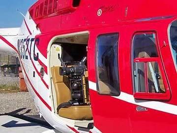 Udlejer: Lej Gyro Helikopter Stabilisering - med Operatør
