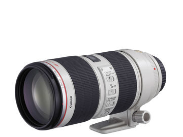 Udlejer: CANON EF 70-200 MM 2.8L IS USM Ø77