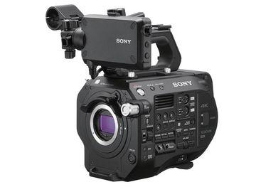 Udlejer: Lej et Sony FS7 kamera (body only)