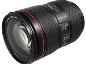 Udlejer: Lej 24-105mm Canon