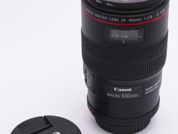 Udlejer: Canon EF 100mm f/2,8 L Macro IS USM