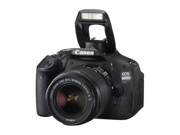 Verhuurder: Canon 600d med to objektiver