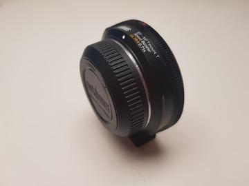 Verhuurder: Metabones Speedbooster EF-MFT Ultra 0.71x