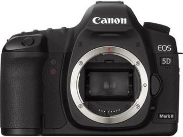 Udlejer: Lej vores Canon EOS 5D Mark II (med eller uden objektiver)