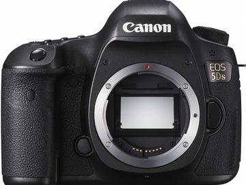 Udlejer: Lej vores Canon EOD 5DS (med eller uden objektiver)