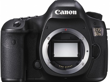 Udlejer: Lej 2 x Canon EOD 5DS (med eller uden objektiver)