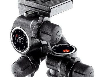 Udlejer: Lej 6 x 410 manfrotto geared heads