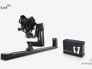 Udlejer: Lej 2 x komplette DitoGear motion control kits