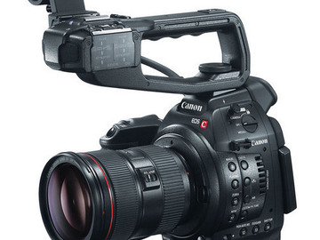 Udlejer: Canon C100 Mark 1