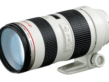Udlejer: Canon 70-200mm 2.8L IS II