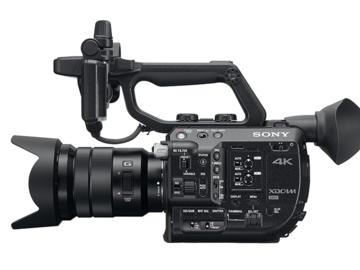 Udlejer: Sony FS5 kit