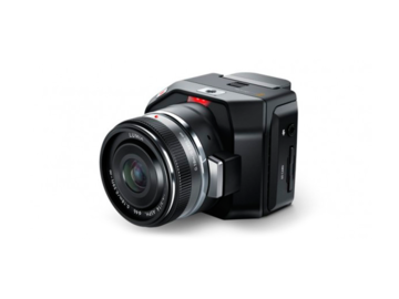 Udlejer: Lej vores Black Magic Micro Studio Camera kit