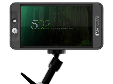 Udlejer: SmallHD 502 Monitor Kit
