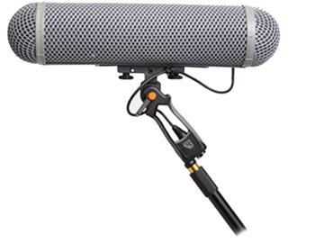 Udlejer: Rycote Supershield med Boom & Røde NTG1 Mikrofon