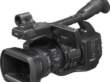 Udlejer: Sony Kamera PMW-EX1