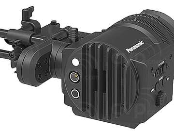 Udlejer: Panasonic Color Viewfinder for VariCam LT