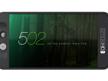 Udlejer: SmallHD 502 Monitor