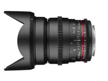 Rokinon optik 24mm T1,5