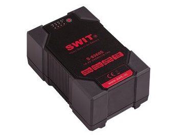 Udlejer: SWIT S-8360S 240WH Heavy Duty Digital  Li-ion batteri