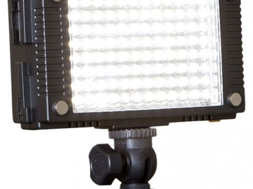 Udlejer: LED light hdv-z96 Videolys