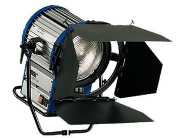 Udlejer: ARRI 2K Fresnel lys
