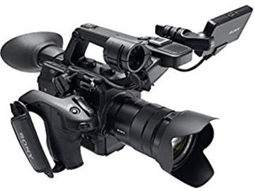 Lender: Sony FS5 mk ii (body only)