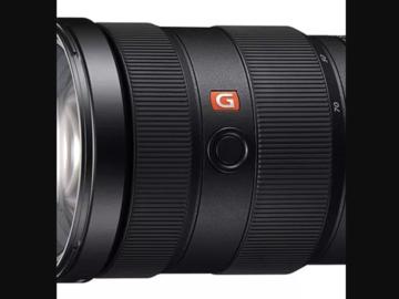 Udlejer: Sony FE2470G 24-70mm F2.8 Objektiv