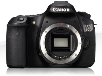 Udlejer: Canon 60D Inkl. Batterier og SD Kort