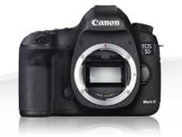 Udlejer: Canon EOS 5D Mark III