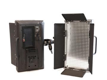 Udlejer: 2X LS LED 500 AVSL LAMPER