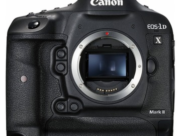 Udlejer: Canon 1DX Mark II